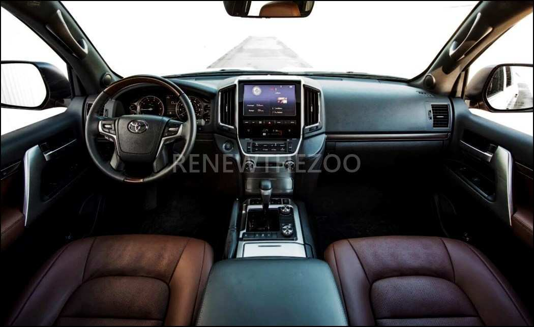 34 Great 2020 Toyota Land Cruiser 200 New Review by 2020 Toyota Land Cruiser 200