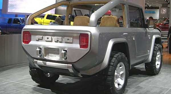 34 Great New 2020 Ford Bronco Specs Specs with New 2020 Ford Bronco Specs