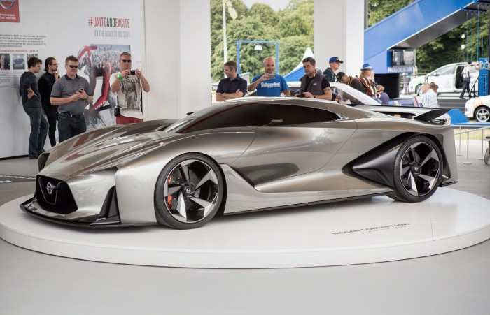34 Great Nissan 2020 Vision Gt Redesign and Concept by Nissan 2020 Vision Gt