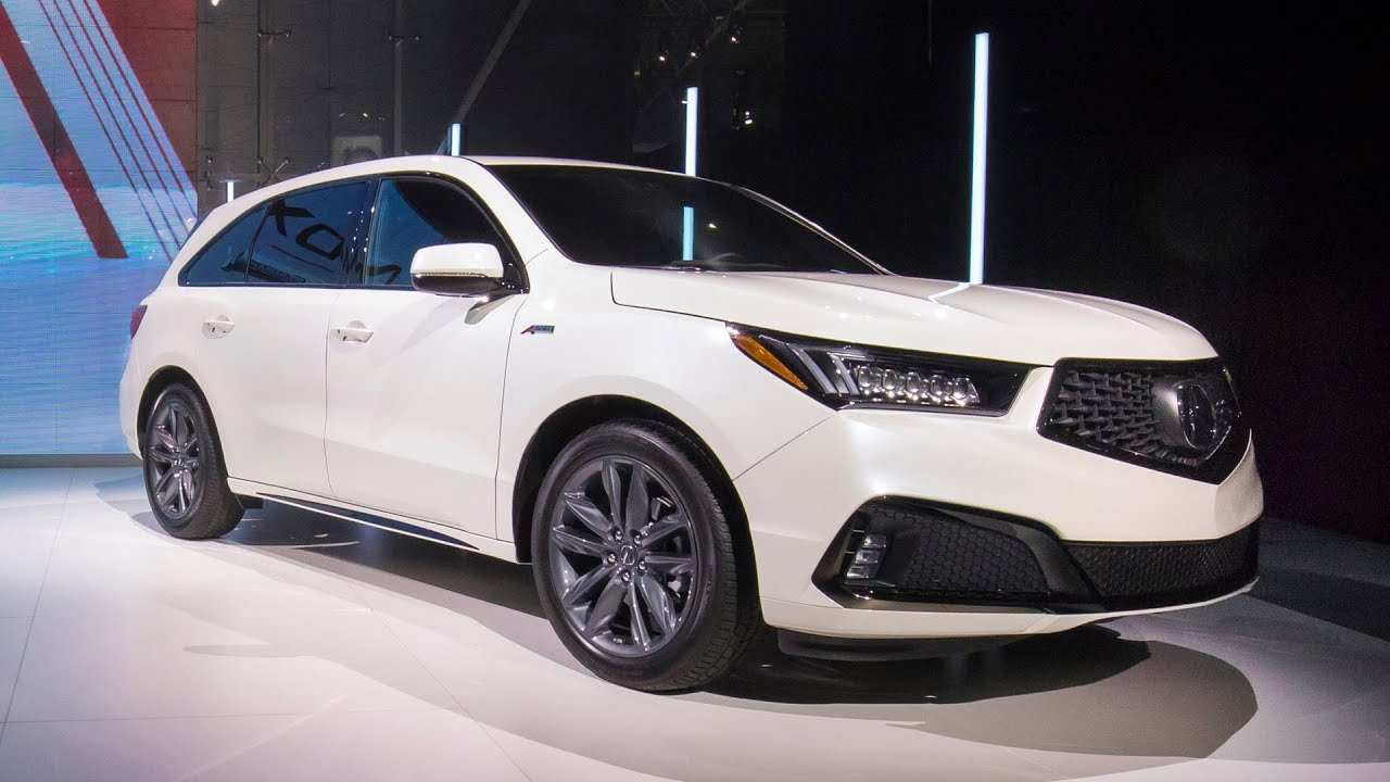 34 New 2019 Acura Suv New Review with 2019 Acura Suv