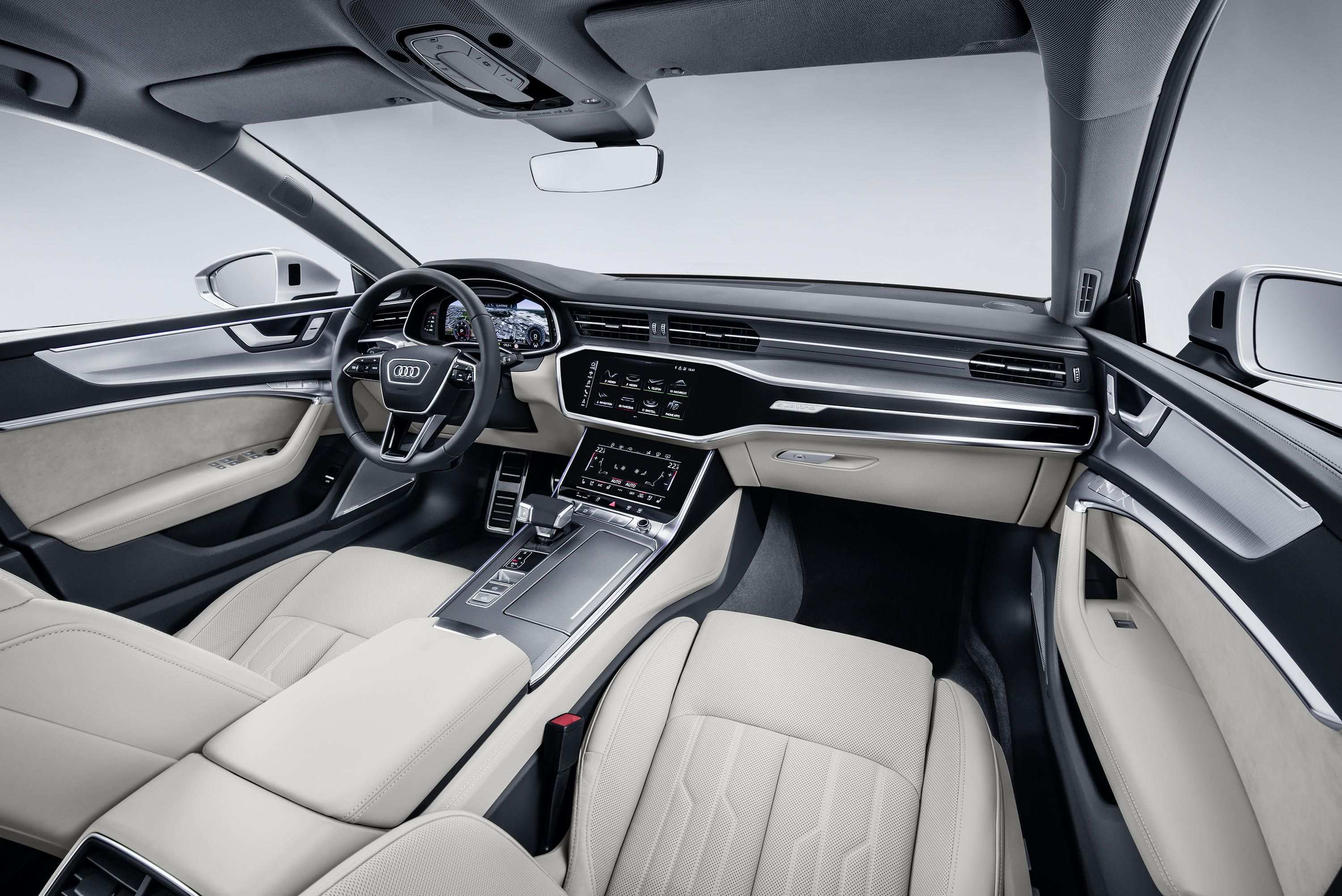 34 New 2019 Audi A7 Interior Reviews with 2019 Audi A7 Interior
