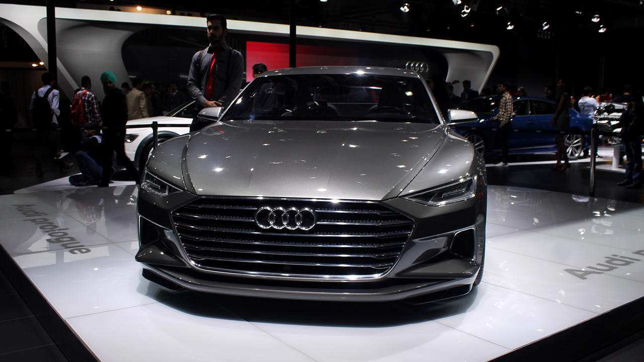 34 New 2019 Audi A7 Release Date Exterior for 2019 Audi A7 Release Date