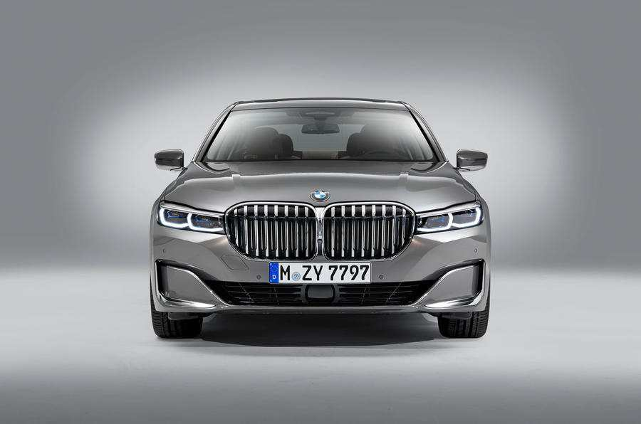 34 New 2019 Bmw 7 Series Changes Price by 2019 Bmw 7 Series Changes