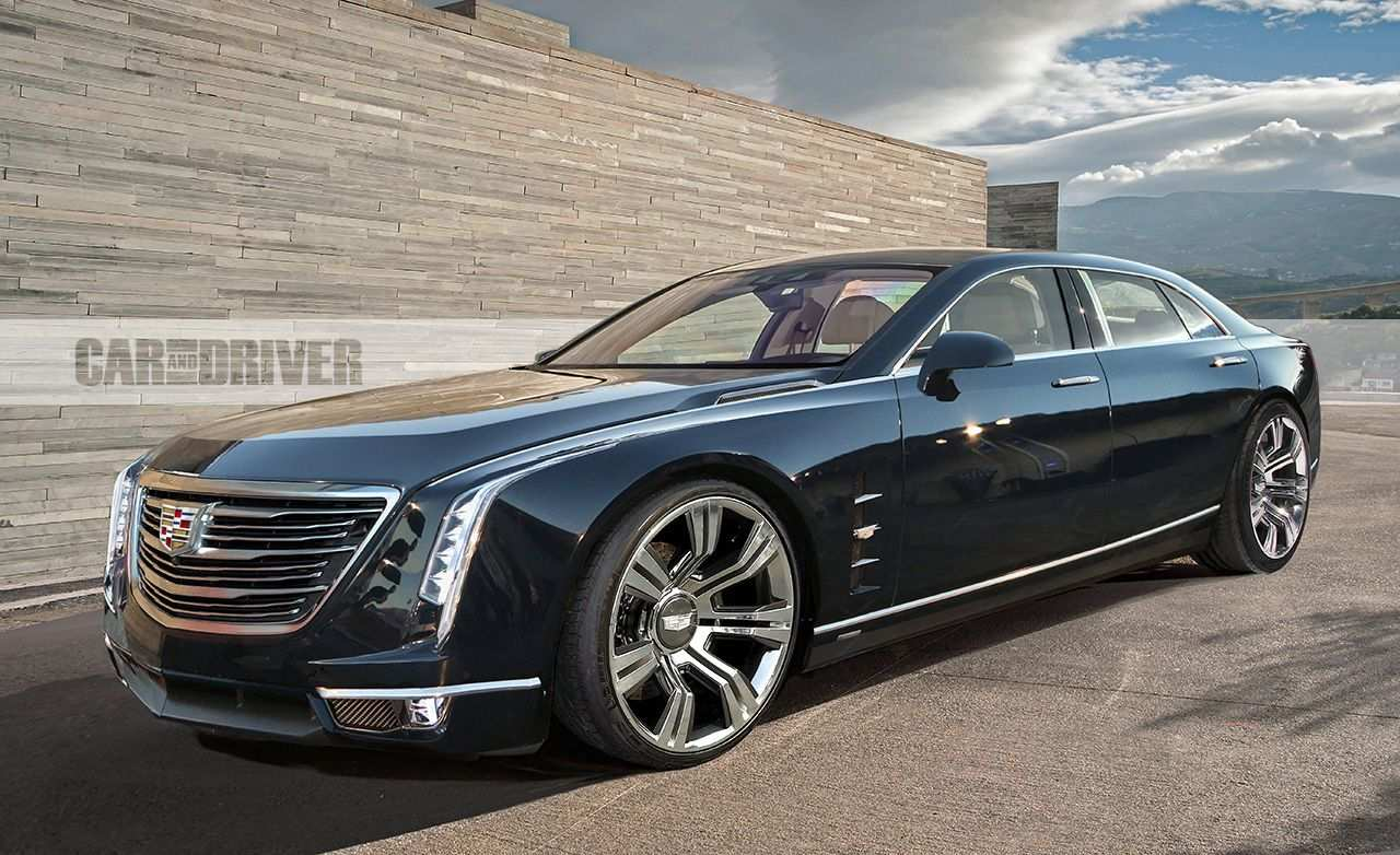 34 New 2019 Cadillac Sedan Price and Review by 2019 Cadillac Sedan