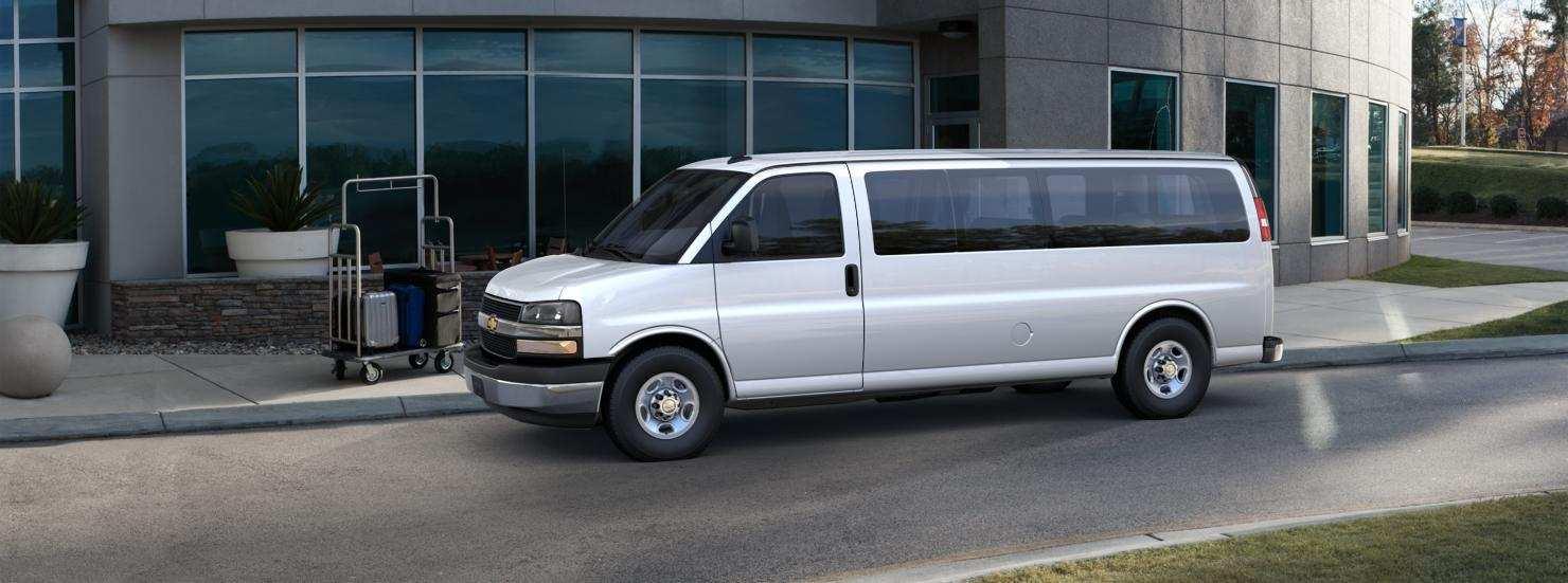 34 New 2019 Chevrolet Express Van Interior with 2019 Chevrolet Express Van