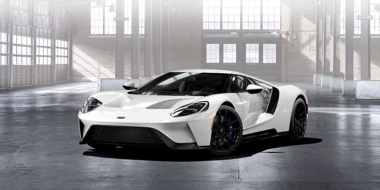 34 New 2019 Ford Gt Specs Overview with 2019 Ford Gt Specs