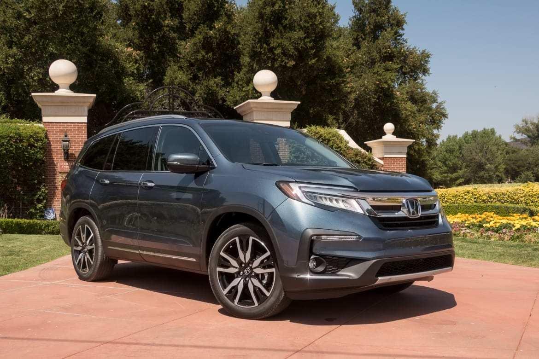 34 New 2019 Honda Pilot News Ratings by 2019 Honda Pilot News