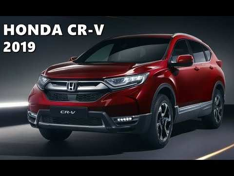 34 New 2019 Honda Suv Review by 2019 Honda Suv