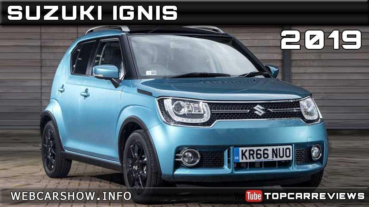 34 New 2019 Suzuki Ignis Concept with 2019 Suzuki Ignis