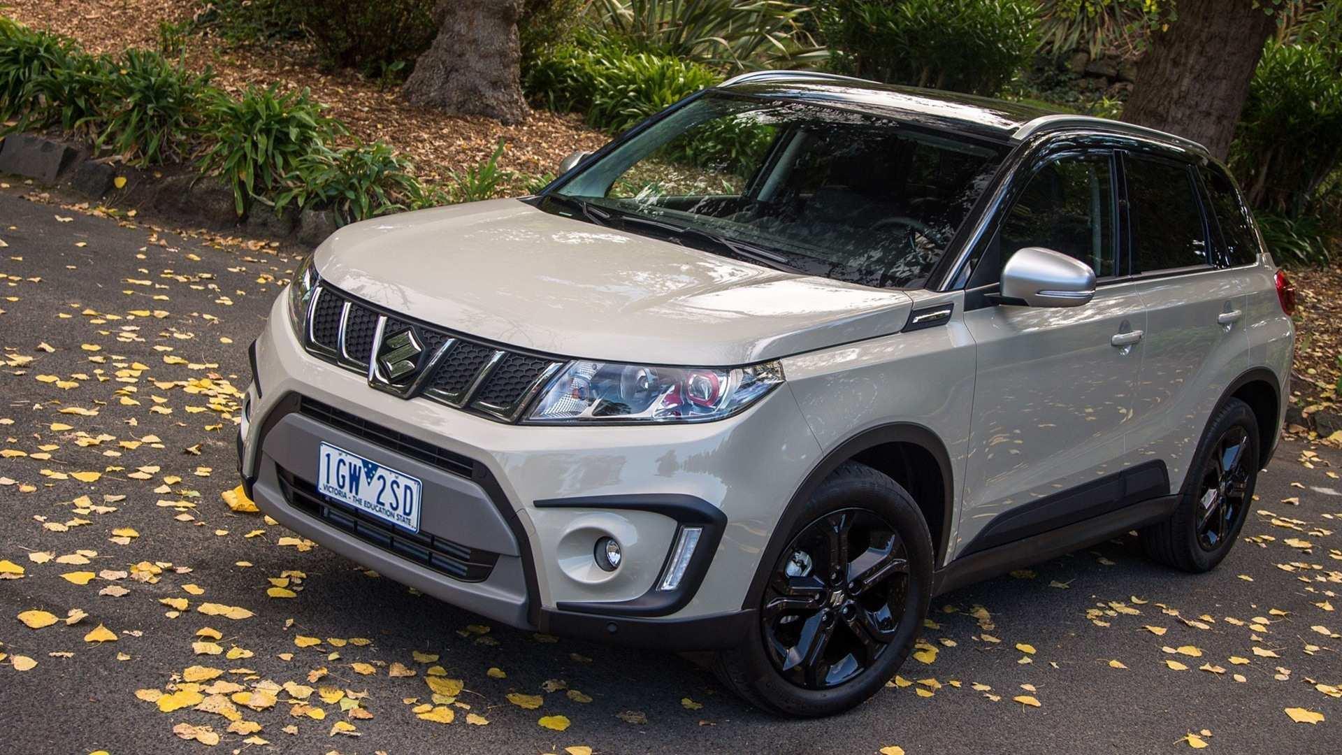 34 New 2019 Suzuki Vitara Interior for 2019 Suzuki Vitara