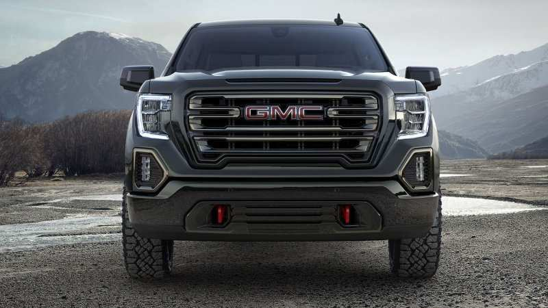 34 New 2020 Gmc At4 Redesign and Concept with 2020 Gmc At4