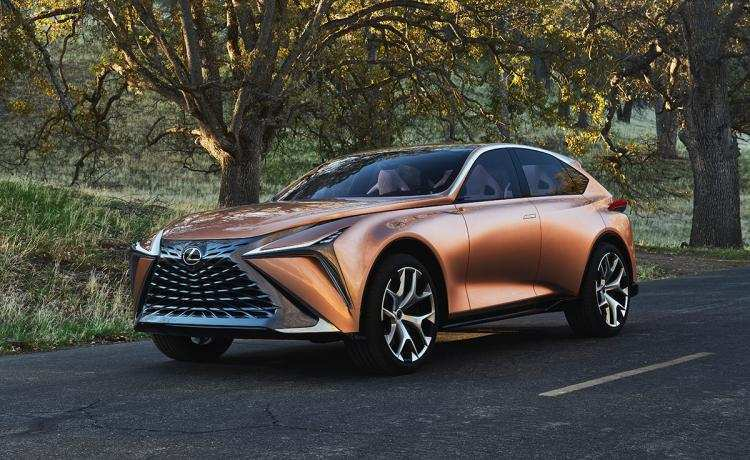 34 New 2020 Lexus Lf1 Reviews by 2020 Lexus Lf1