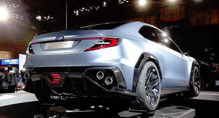 34 New 2020 Subaru Sti Concept First Drive with 2020 Subaru Sti Concept