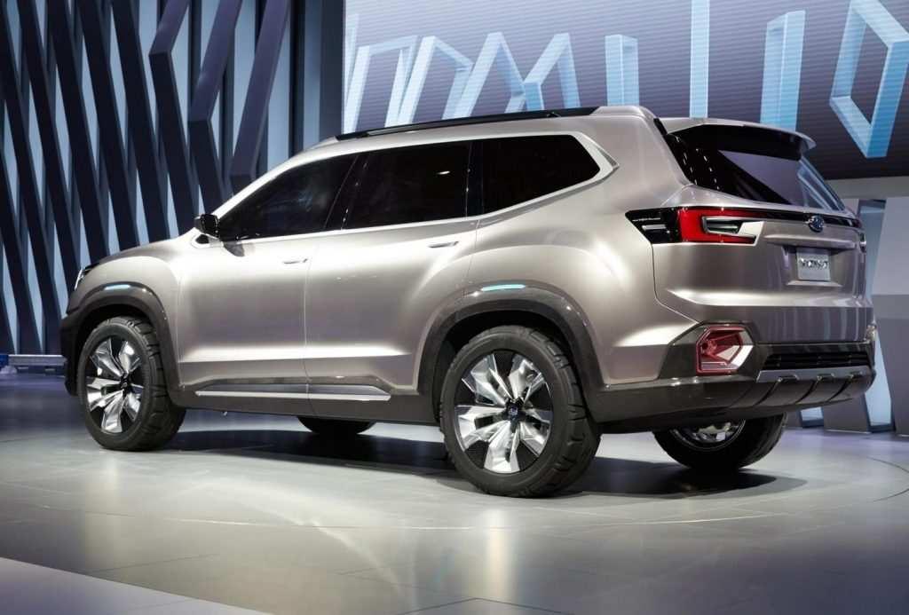 34 New 2020 Subaru Suv Style by 2020 Subaru Suv