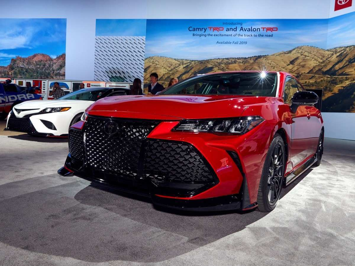 34 New 2020 Toyota Avalon Redesign Review for 2020 Toyota Avalon Redesign