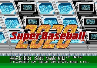 34 New Super Baseball 2020 Sega Genesis Rumors for Super Baseball 2020 Sega Genesis