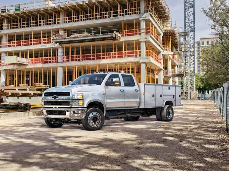 34 The 2019 Chevrolet Silverado 4500 Hd Picture for 2019 Chevrolet Silverado 4500 Hd