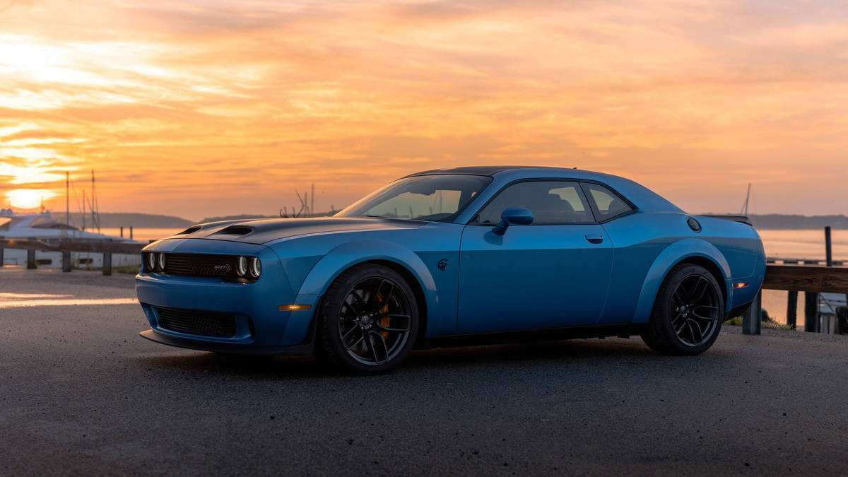 34 The 2019 Dodge Challenger Hellcat Engine for 2019 Dodge Challenger Hellcat