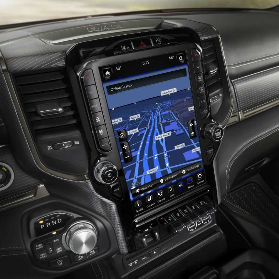 34 The 2019 Dodge Touch Screen Redesign and Concept by 2019 Dodge Touch Screen