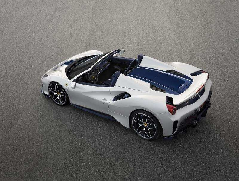 34 The 2019 Ferrari 488 Pista New Concept with 2019 Ferrari 488 Pista