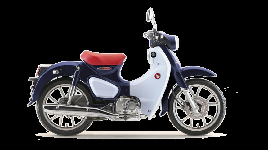 34 The 2019 Honda 125 Cub Spesification with 2019 Honda 125 Cub