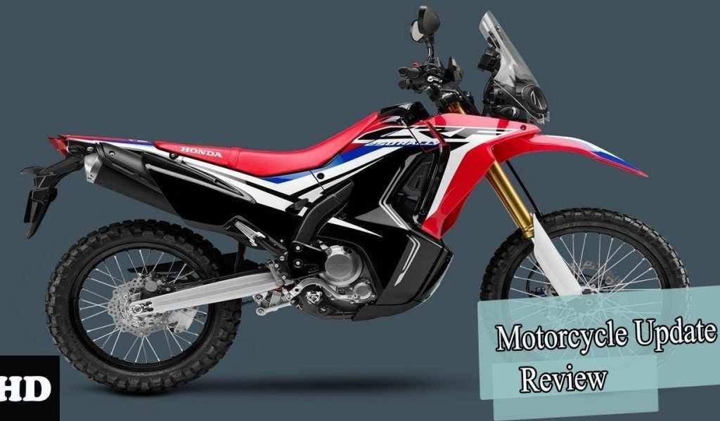 34 The 2019 Honda Dual Sport Concept by 2019 Honda Dual Sport