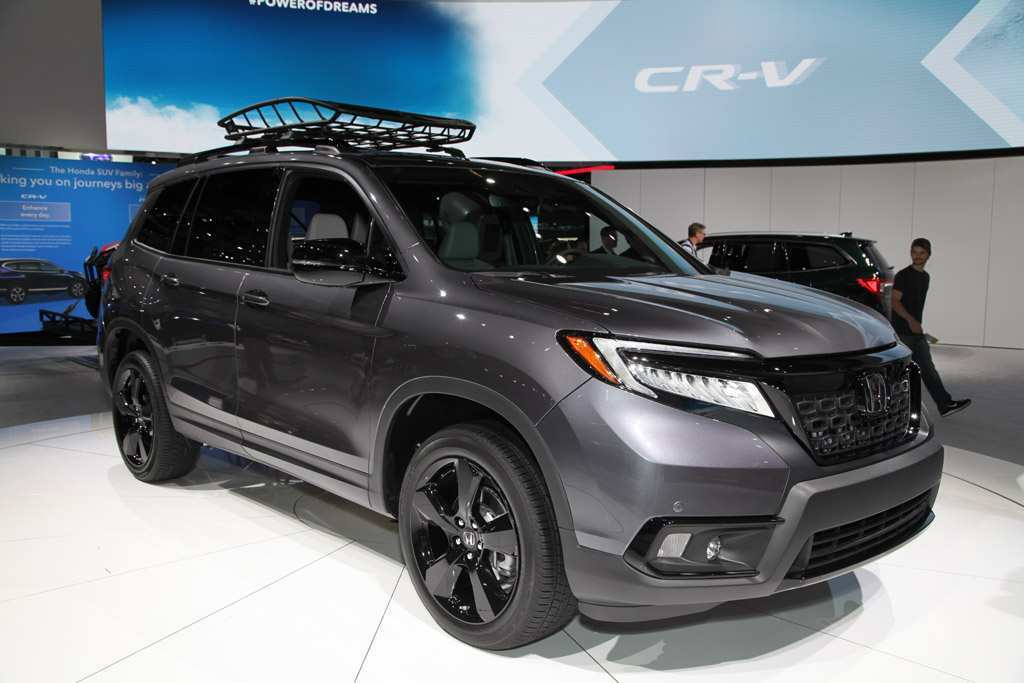 34 The 2019 Honda Passport Reviews Spesification for 2019 Honda Passport Reviews