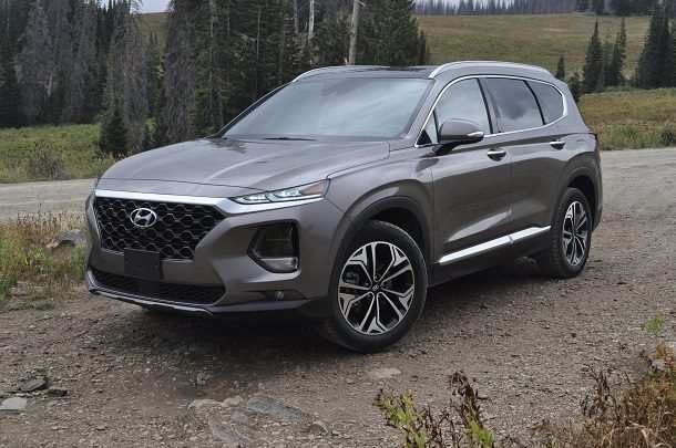 34 The 2019 Hyundai Santa Fe Test Drive Release Date with 2019 Hyundai Santa Fe Test Drive
