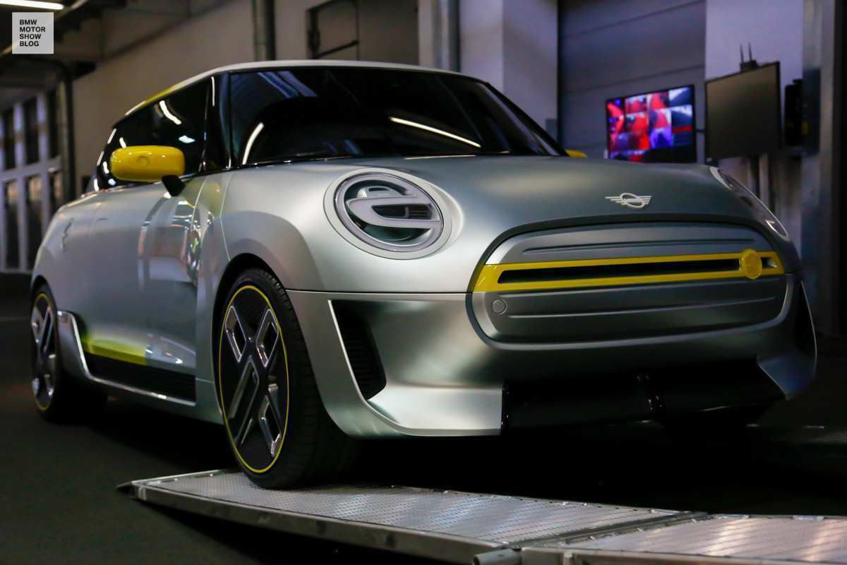 34 The 2019 Mini Cooper Electric Exterior and Interior with 2019 Mini Cooper Electric