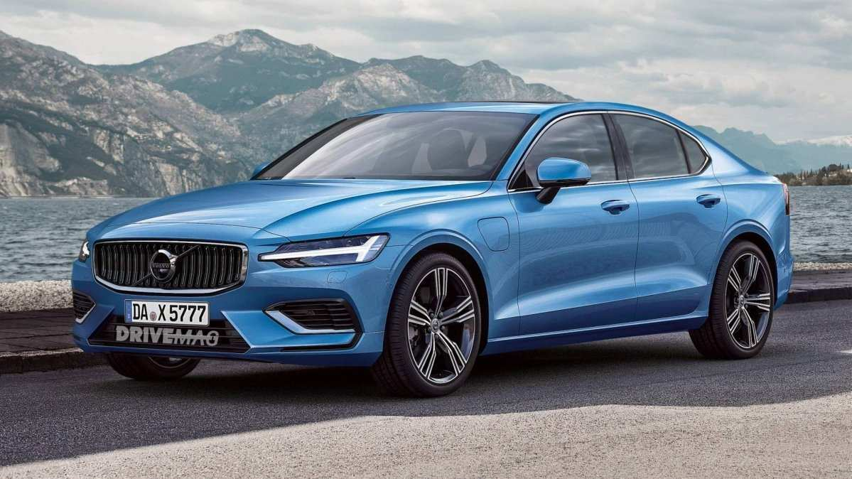 34 The 2019 Volvo S60 Redesign Images with 2019 Volvo S60 Redesign
