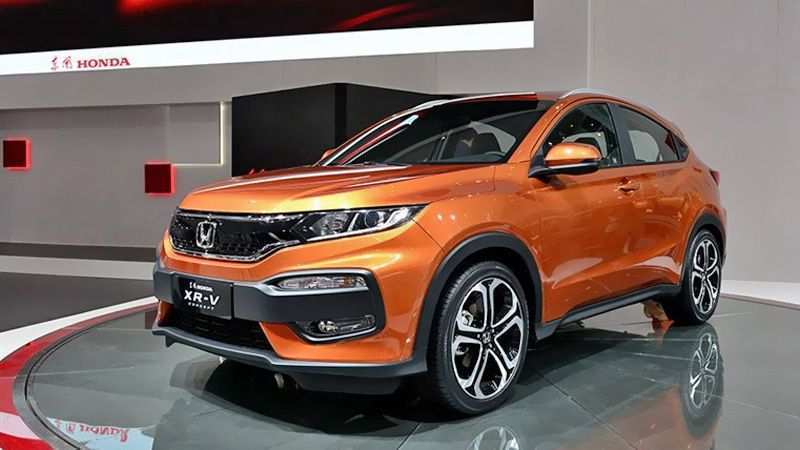 34 The 2020 Honda Vezel Engine with 2020 Honda Vezel