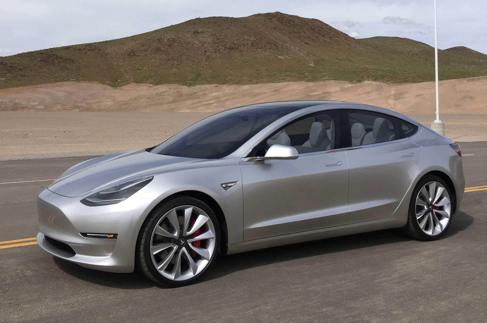 34 The 2020 Tesla Model 3 Picture for 2020 Tesla Model 3