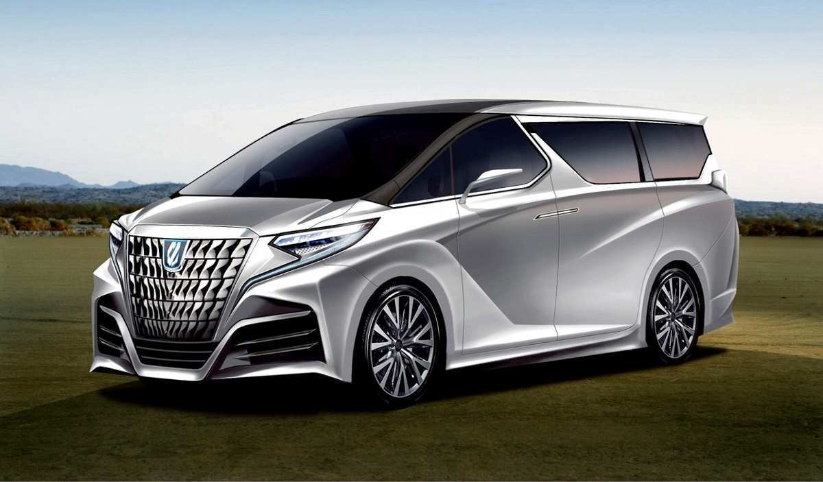34 The 2020 Toyota Alphard Performance by 2020 Toyota Alphard