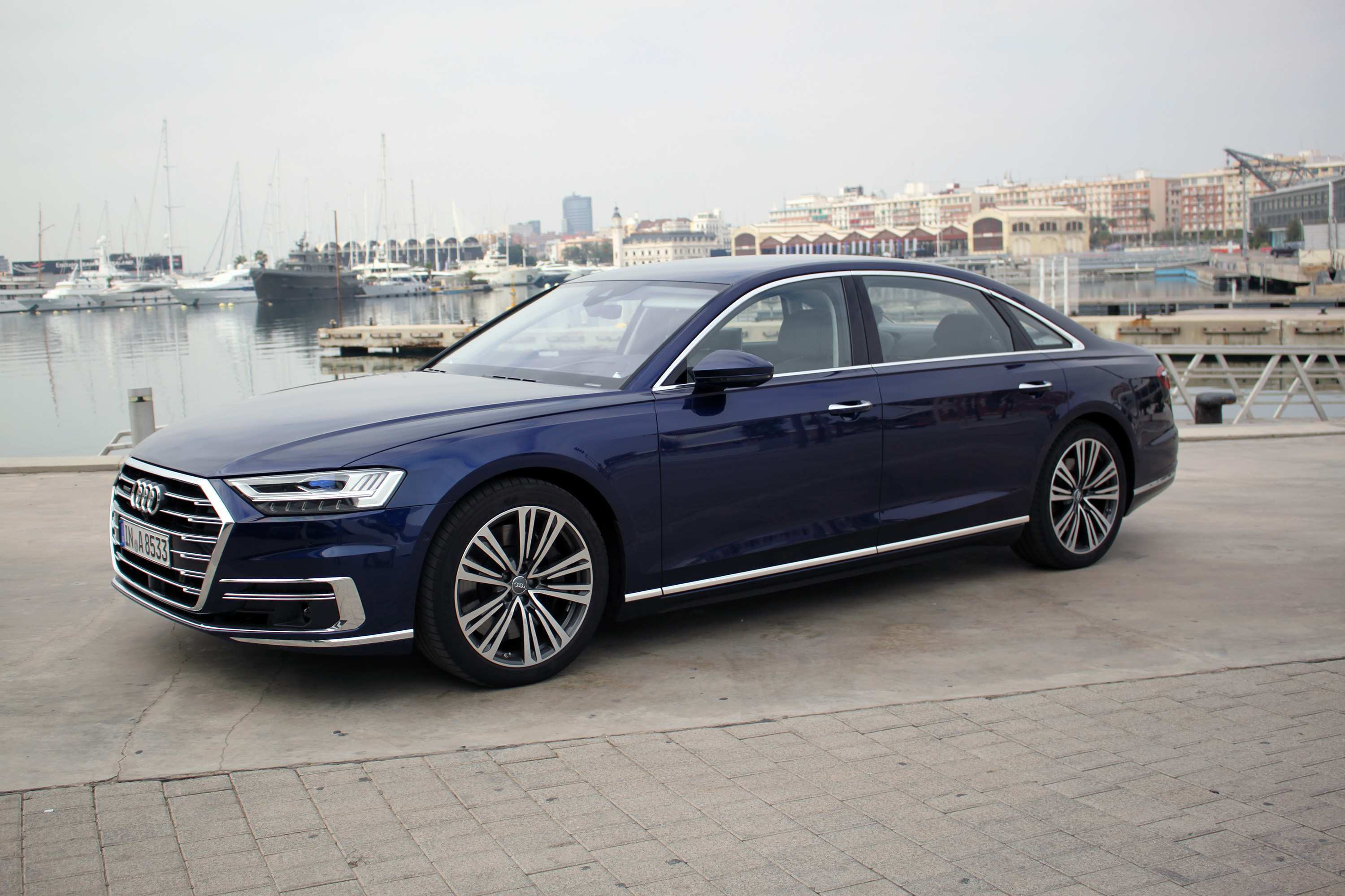 35 All New 2019 Audi A8 Debut Wallpaper for 2019 Audi A8 Debut