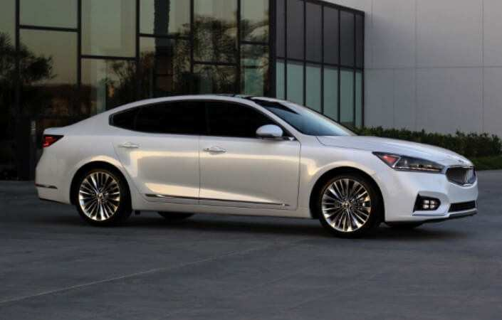 35 All New 2019 Kia Cadenza Rumors with 2019 Kia Cadenza