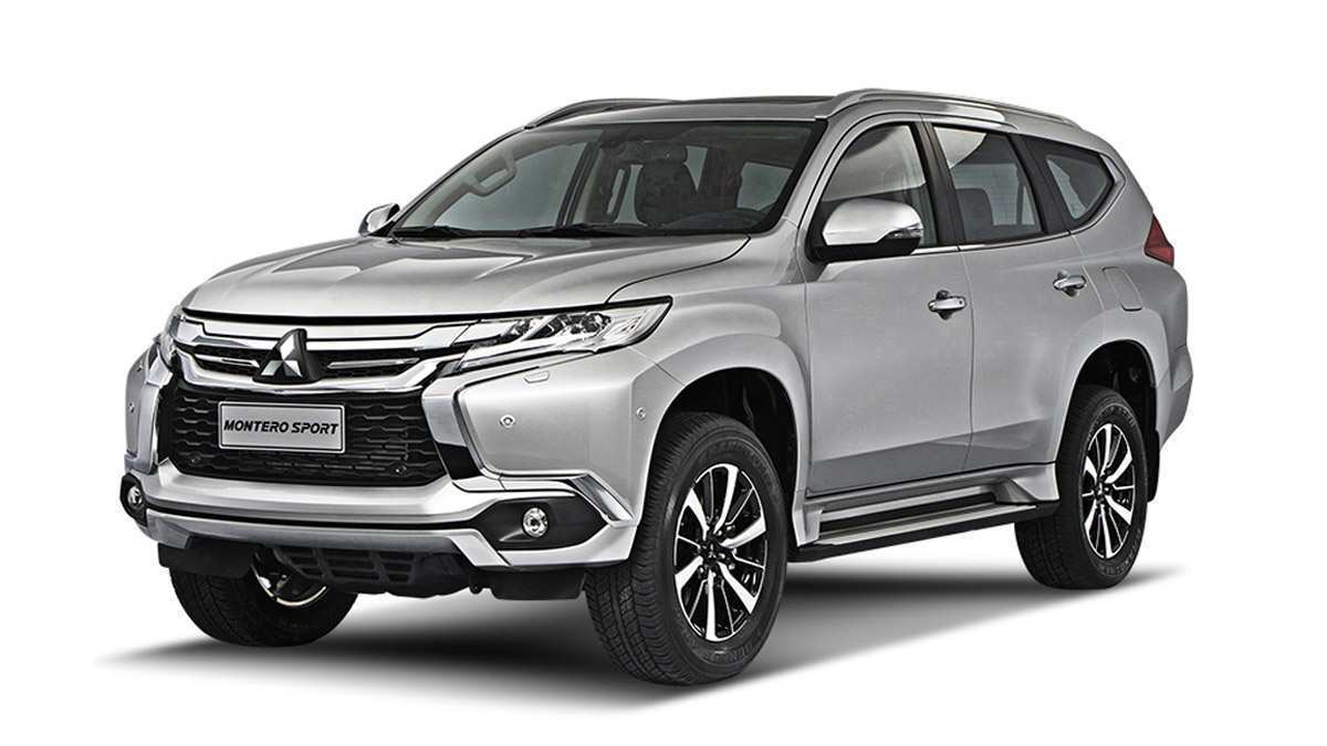 35 All New 2019 Mitsubishi Montero Price and Review with 2019 Mitsubishi Montero
