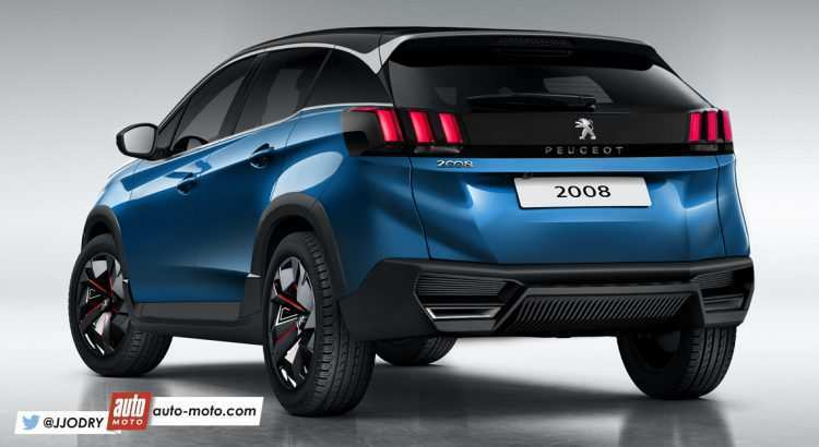 35 All New 2019 Peugeot 2008 Interior with 2019 Peugeot 2008