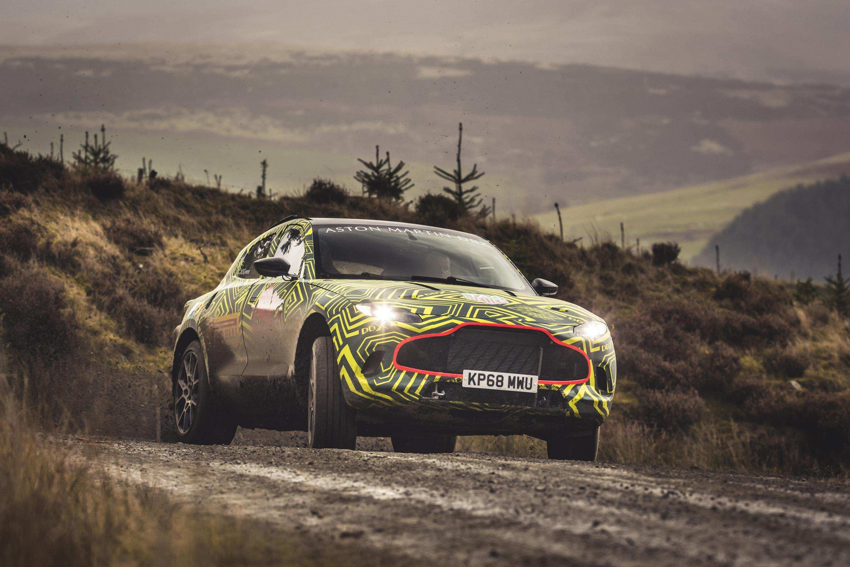 35 All New 2020 Aston Martin Dbx Performance for 2020 Aston Martin Dbx
