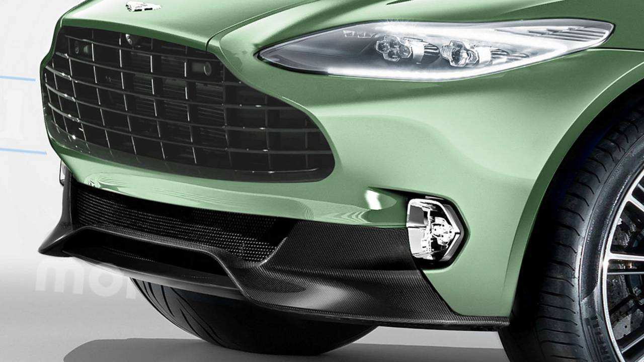 35 All New 2020 Aston Martin Dbx Price for 2020 Aston Martin Dbx
