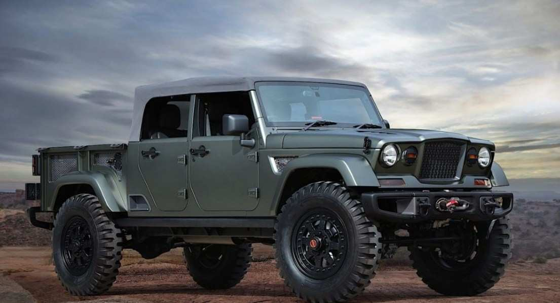 35 All New 2020 Jeep Scrambler Exterior with 2020 Jeep Scrambler