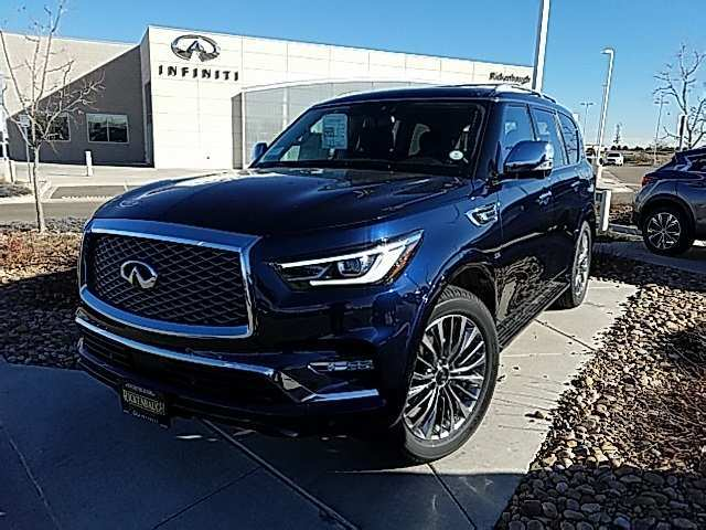 35 All New Infiniti Qx80 2019 Picture with Infiniti Qx80 2019
