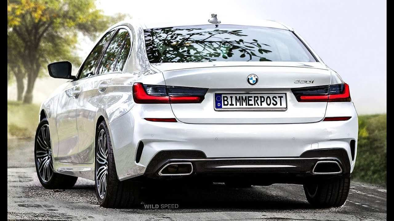 35 Best Review 2019 Bmw 3 Series G20 Engine with 2019 Bmw 3 Series G20