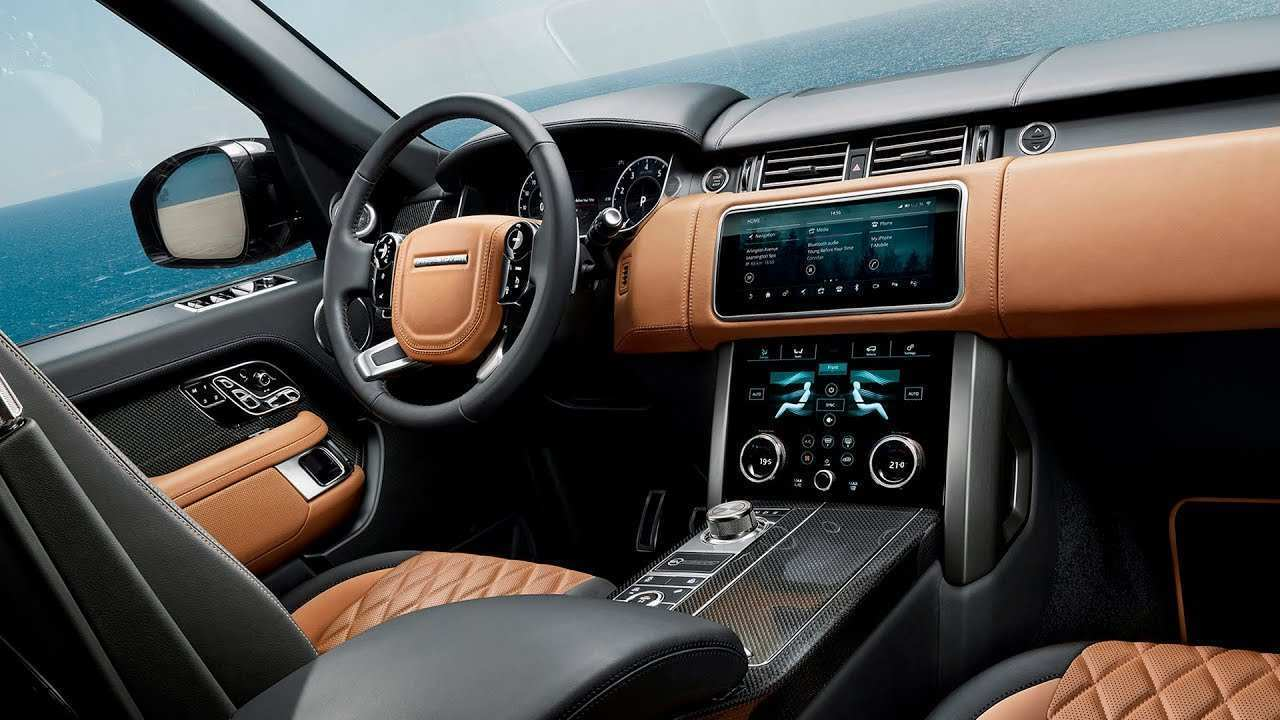 35 Best Review 2019 Land Rover Interior Review by 2019 Land Rover Interior