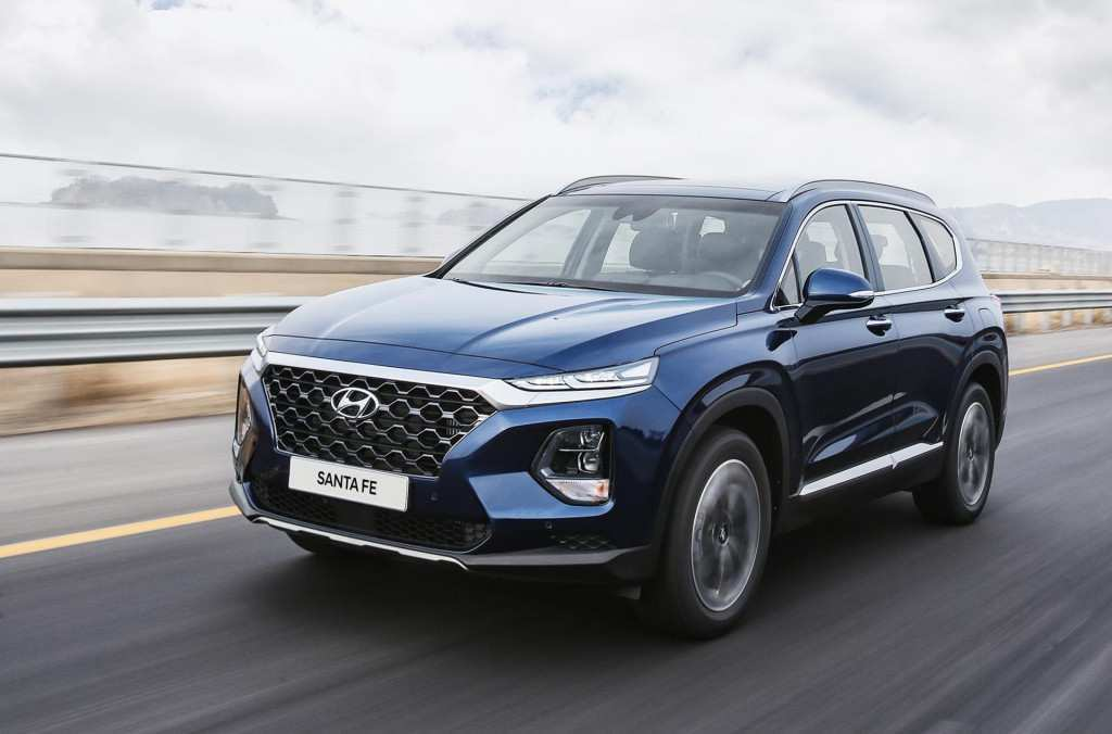 35 Best Review 2020 Hyundai Veracruz Redesign and Concept with 2020 Hyundai Veracruz