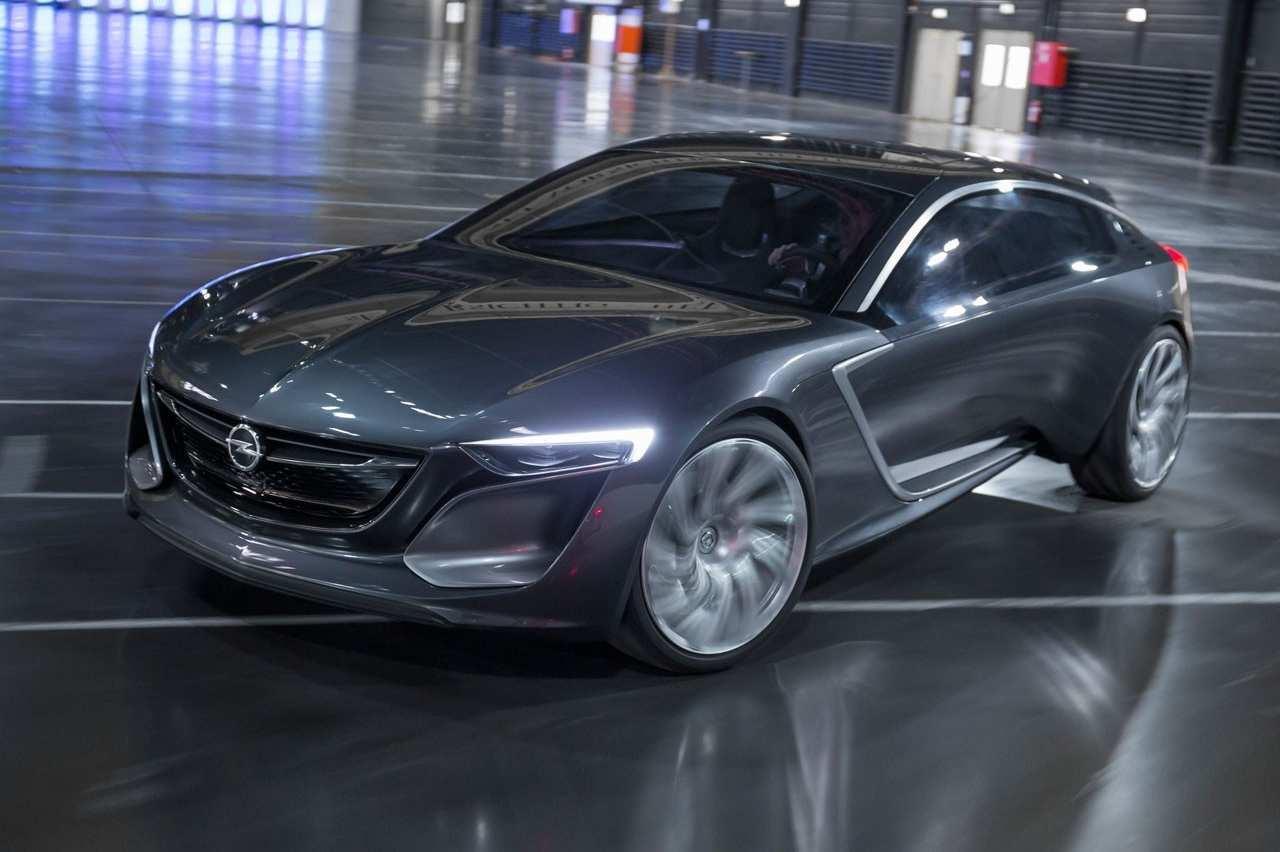 35 Best Review Opel Monza 2020 Exterior with Opel Monza 2020