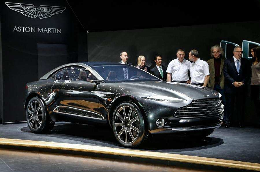 35 Concept of 2019 Aston Martin Suv History with 2019 Aston Martin Suv