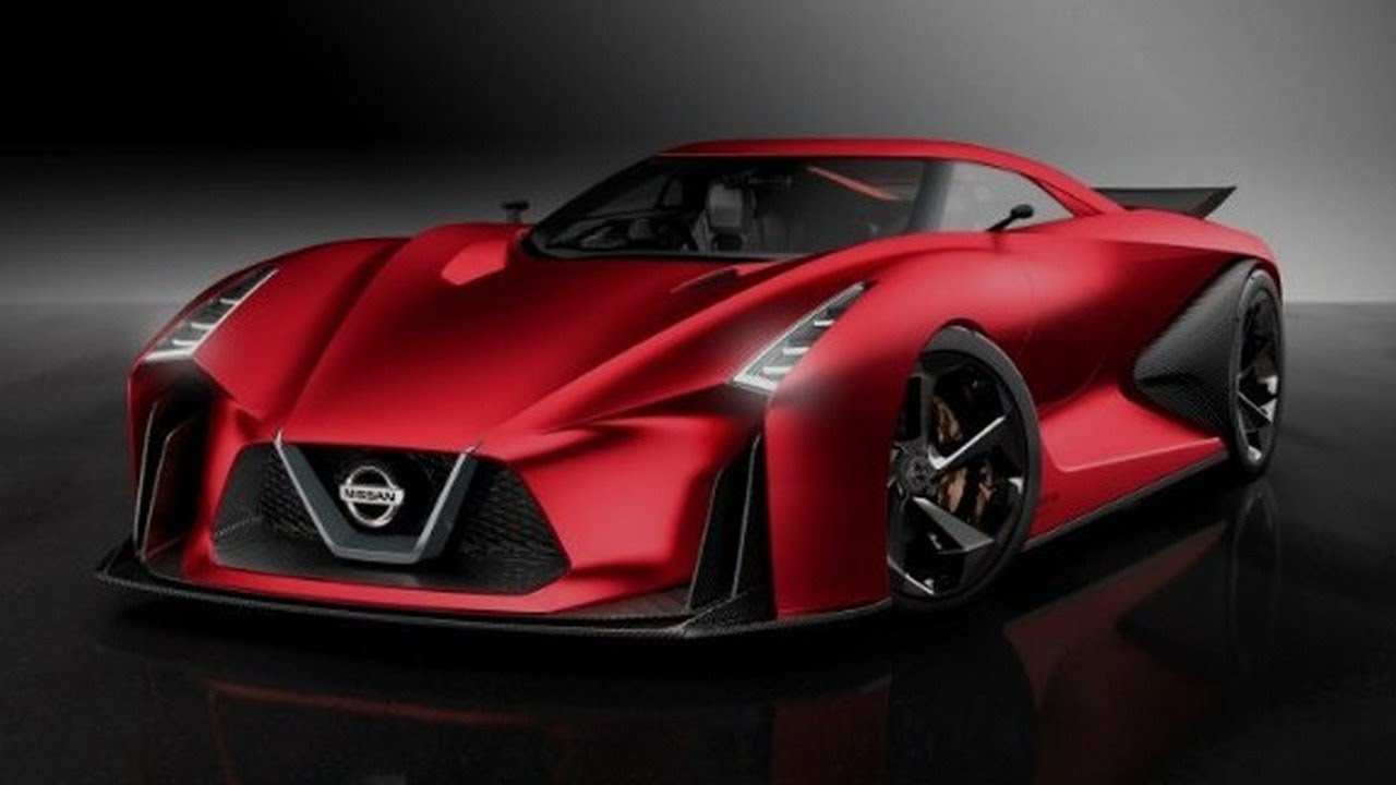 35 Concept of 2019 Nissan 370Z Redesign Model for 2019 Nissan 370Z Redesign