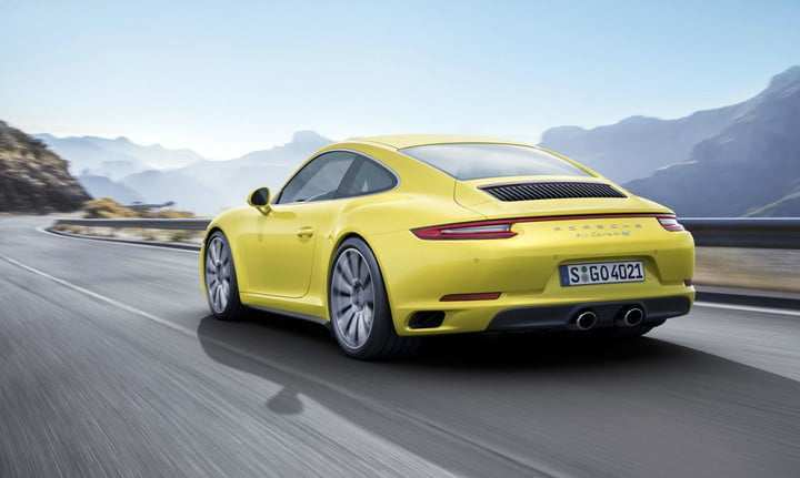 35 Concept of 2019 Porsche 911 Hybrid Wallpaper by 2019 Porsche 911 Hybrid
