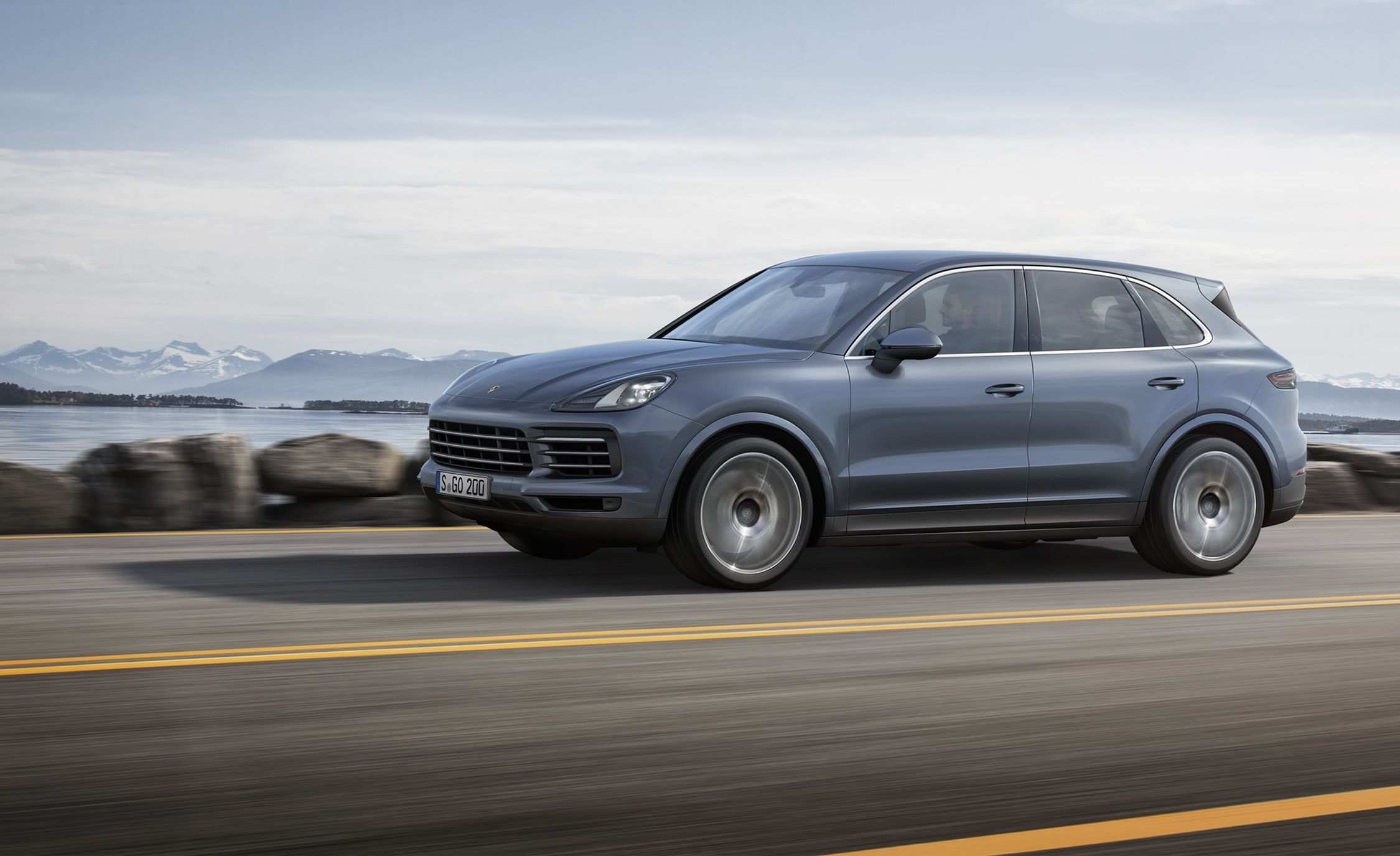 35 Concept of 2019 Porsche Cayenne First Look Wallpaper with 2019 Porsche Cayenne First Look