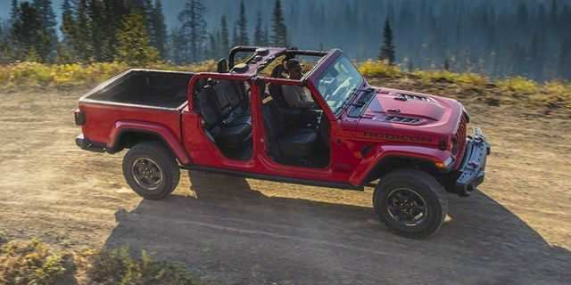35 Concept of 2020 Jeep Wrangler Pickup Truck First Drive by 2020 Jeep Wrangler Pickup Truck